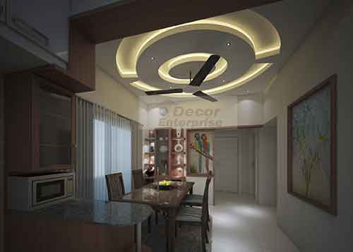 Collection False Ceiling Installation Cost Pictures Home Design Ideas