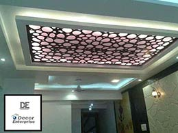 Gypsum Board Partition Design