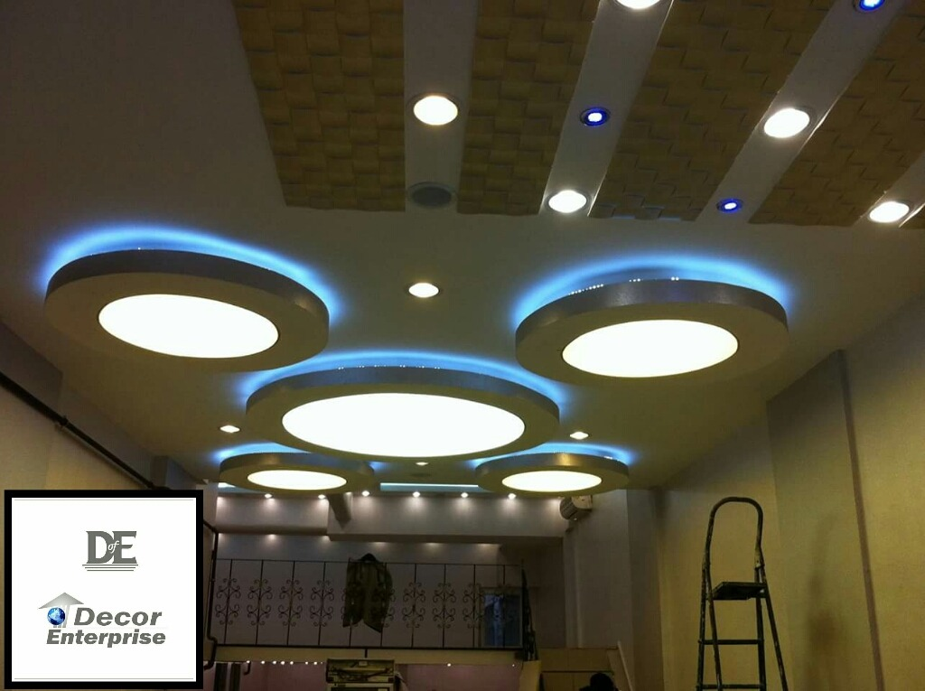 Plaster Of Paris False Ceiling Designs Decor Enterprise